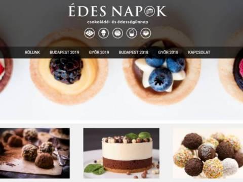 Édes Napok csokoládé- és édességünnep
