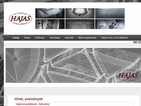 Alu-Öntő Fémöntő és Fémmegmunkáló Ipari és Kereskedelmi Kft.