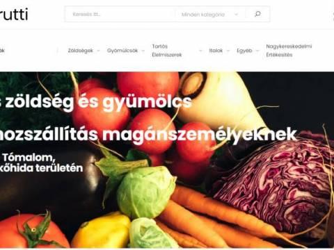 Tuttifrutti Zöldség-Gyümölcs