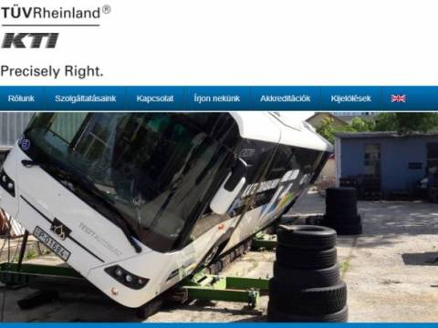 TÜV Rheinland-KTI Kft.